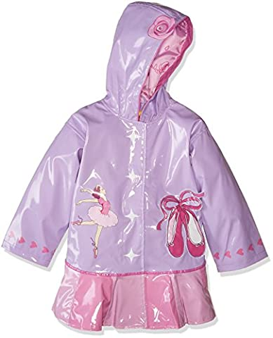 Kidorable Little Girls Ballerina Jacket, Pink, 1T