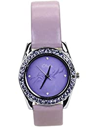 Olvin Women Analog Designer Wrist Watch (1631SL06)