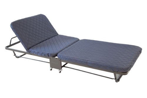Albatros Komfort Gäste/-Klapp Bett Dream, Lehne 5-fach verstellbar inklusive Staubschutzhülle