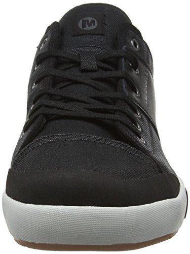 Merrell Herren Rant Sneakers Schwarz (Black/Black)