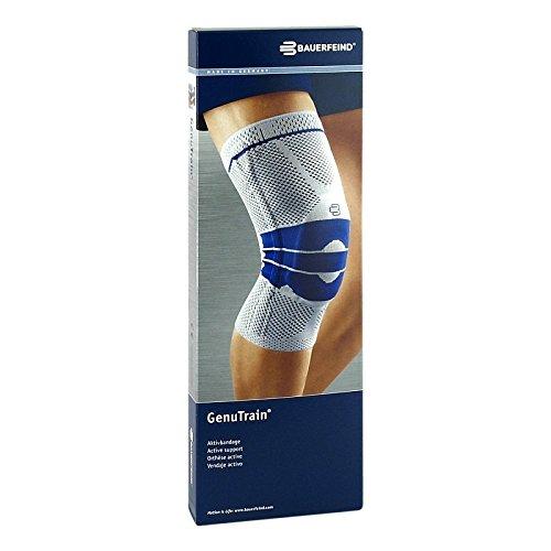 GENUTRAIN Knieband.Gr.3 titan 1 St Bandage