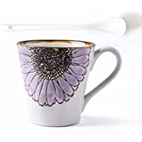 tazas de café Tazas De Ceramica Creativa Western Minimalista Cinta, Tazas De Cafe, Un