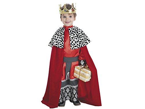 Kostüm König Gaspar Kind Größe - Gaspar Kind Kostüm