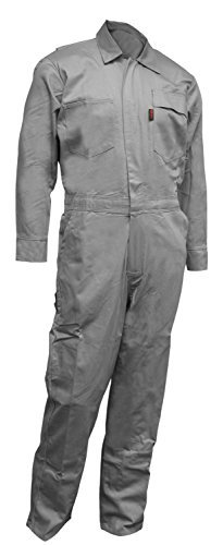 chicago-protective-apparel-605-frc-g-l-fr-cotton-coverall-large-grey-by-chicago-protective-apparel