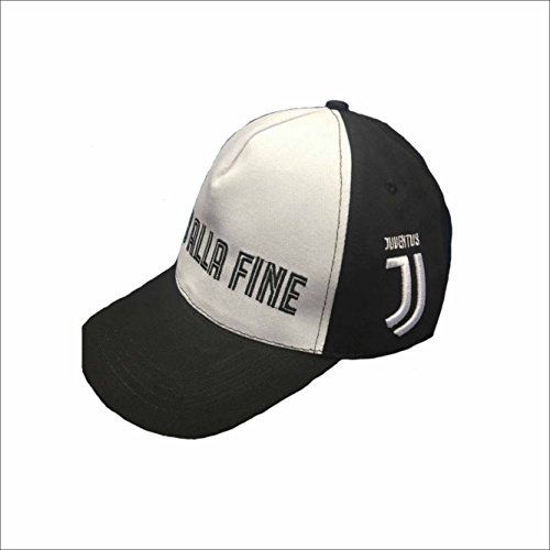 Mütze Cap Juventus bis Ende Offizielle Neue Logo 2017/2018Erwachsene