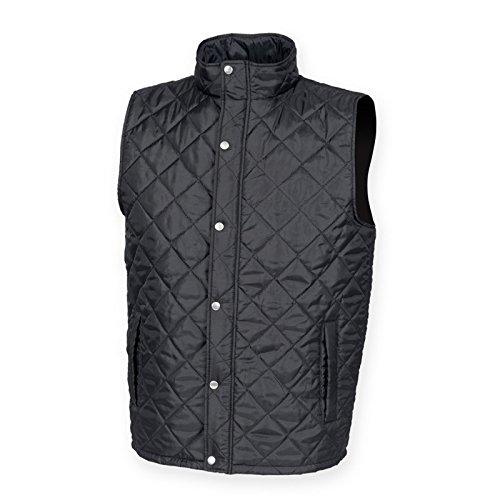 Front Row - Manteau sans manche - Homme Noir - Noir