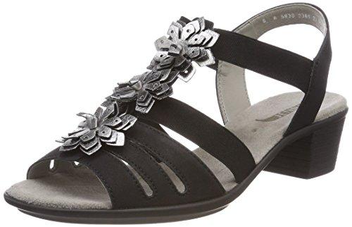 Jenny 2257511 amazon-shoes neri Estate Oficial De Venta KvNv3T