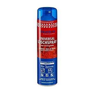 Hekatron 31-6900086-01-XX Universal Löschspray gegen Entstehungsbrände - Brandschutz für Haushalt, Auto & Campingplatz - ABF Feuerlöscher
