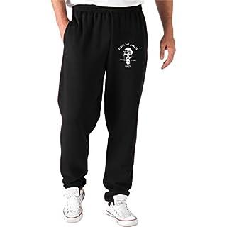 Speed Shirt Sweatpants Black T0819 ARDITI DEL POPOLO Militari
