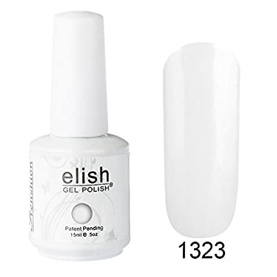 Frenshion 15ml UV Led Gel Nail Polish Color Soak Off Gel Nail Art Manicure