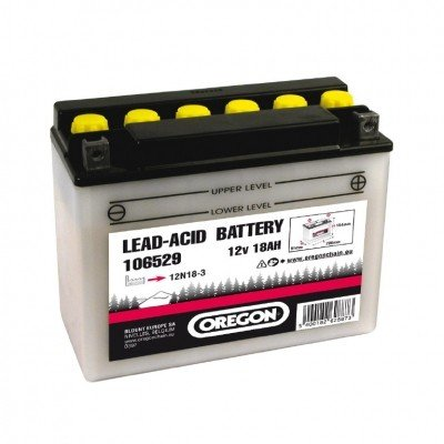 Batterie Rasentraktor 12 V 18 Ah MTD/Etesia Bahia/Stiga