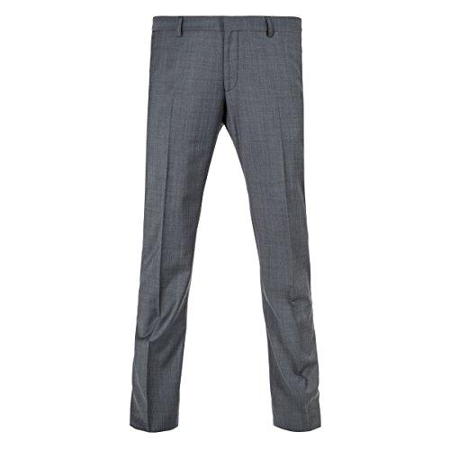 Benvenuto Purple - Slim Fit - Herren Baukasten Hose für Jungen Trend-Anzug mit sehr schlankem Schnitt in Anthrazit, Tozzi (20776, Modell: 61284), Größe:98, Farbe:Anthrazit (1283) (Merino-wolle Italienischer Anzug)