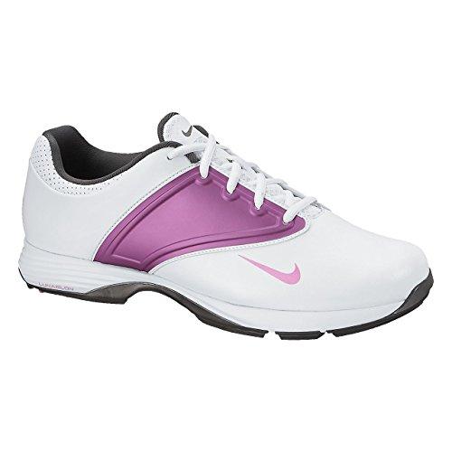 Nike Lunar Saddle LE - Damen Golfschuhe. Wasserdicht. Optimale Dämpfung, Komfort und Traktion. EUR 38 US 7 UK 4,5 24 cm