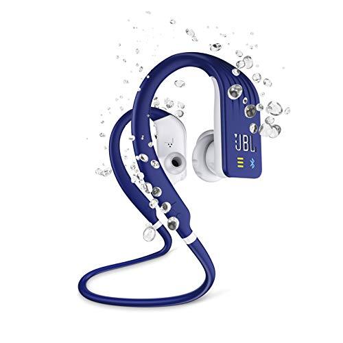 JBL Endurance Dive Waterproof Wireless in-Ear Sport Headphones with Built-in Mp3 Player (Blue)