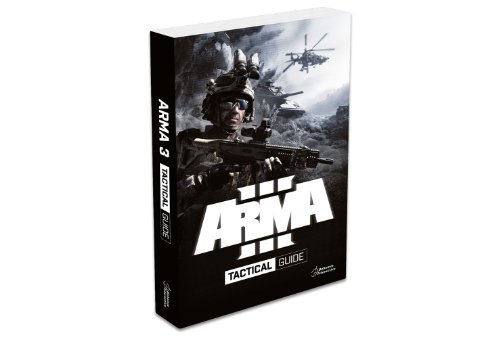 Arma 3 Tactical Guide Exclusive Printed Book LÖSUNGSBUCH