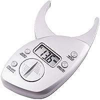 Calibre digital de grasa corporal analizador Monitor Medir mm)