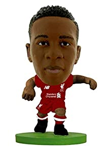SoccerStarz SOC957 Liverpool Nathaniel Clyne-Home Kit (2019 Version)/Figuras, Verde