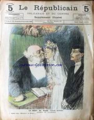 REPUBLICAIN (LE) [No 160] du 28/09/1902 - LE DROIT DU MAIRE PAR LEANDRE.
