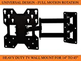 Rissachi Super Heavy Duty TV Wall Mount Bracket for 14 to 45 inch