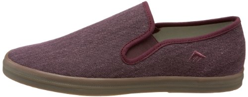 Emerica  THE CHINA FLAT, Baskets pour homme Violet - Violet