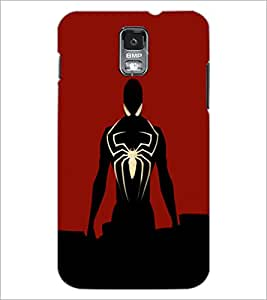 PrintDhaba Spiderman D-3205 Back Case Cover for SAMSUNG GALAXY S5 (Multi-Coloured)
