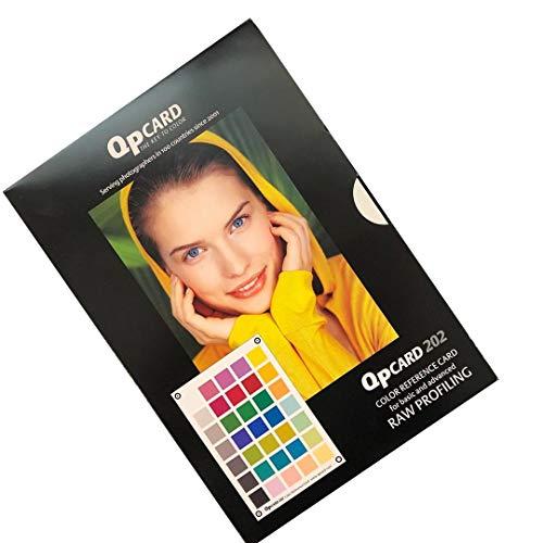 Farbkalibrierungsskala QPcard 202