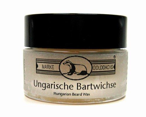 Golddachs ungarische Bartwichse , 16 ml