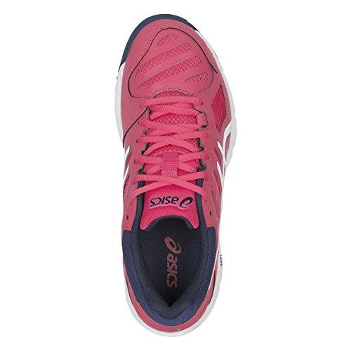 Asics Damen Gel-Beyond 5 Volleyballschuhe Mehrfarbig (Rouge Red/white/indigo Blue)