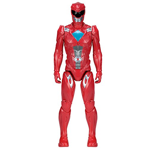 "Power Rangers 97666 30 cm ""Roter Ranger""-Action-Figur (Power Ranger Action Hero)"