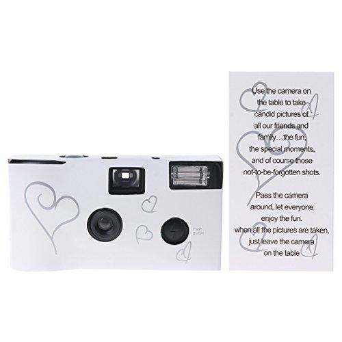 catyrre Einweg-Filmkamera für 36 Fotos, Einweg, Einweg, 1 Stück