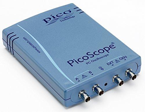 PicoScope 2208 Oszilloskop, 2 Kanäle, 200 MHz, USB