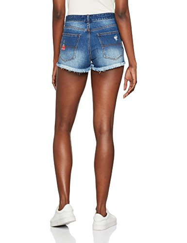 Springfield Damen Shorts Blau (Blau)