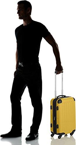 41c1uULfYLL - Hauptstadtkoffer Alex Trolley rígido con cierre TSA