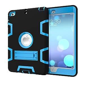 TianTa iPad Mini 2 Case, iPad Mini 3 Case Hybrid Three Layer Heavy