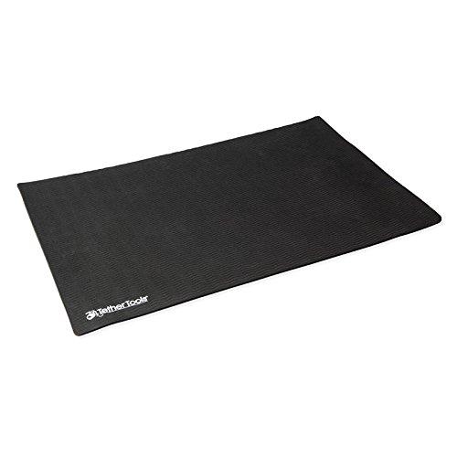 Tether Tools Aero ProPad Antirutschmatte 41,2 x 27,5 cm schwarz für Tether Table Aero Tethering-Plattform MacBook Pro 15 Zoll (15 Zoll-plattform)