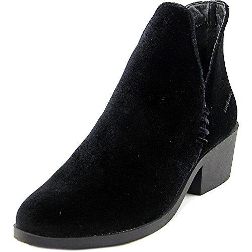 Coolway Briel Femmes Velours Bottine Black