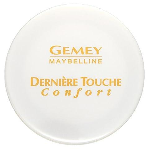 Poudre Blanche - Gemey-Maybelline - Dernière Touche Confort - Poudre