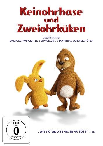 Keinohrhase & Zweiohrküken DVD