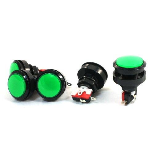 sourcingmap-spst-verdes-cabeza-juego-momentanea-boten-maquina-arcade-microinterruptor-5-piezas