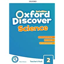 Oxford Discover Science: Level 2: Teachers Guide with Online Practice & Cpt Pack
