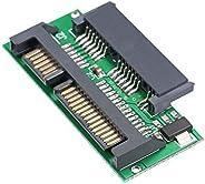 بطاقة تحويل القرص الصلب SSD 2.5 من فيستنايت 1.8 بوصة من ساتا إلى ساتا 2.5 لبطاقة تحويل الكمبيوتر المحمول مع رق