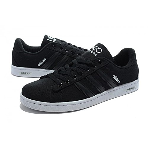 adidas Neo SE DAILY VULC Black Men Sneakers Shoes