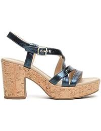 Nero Giardini - Sandalias de vestir de Piel para mujer