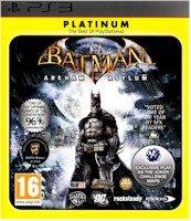 Batman: Arkham Asylum [Platinum-PEGI] - PS3 Platinum Gps