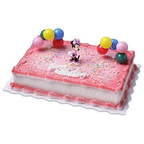 Minnie Maus (Minnie Kuchen Maus Toppers)