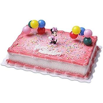 Torten Deko Set 1 Geburtstag Madchen 2 Teilig Kuchendeko Tortenfigur