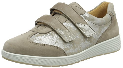 Taupe Ganter Slipper Damen Ganter Sensitiv K Beige Damen Klara wSwxqRZH8