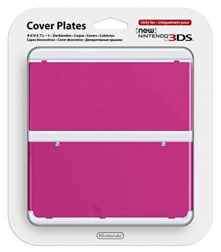 New Nintendo 3DS Zierblende 019 (Pink)