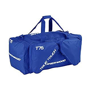 Sherwood Eishockeytasche True Touch T 75 Carry Bag Blau, 102 x 41 x 41 cm, 172 Liter