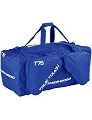 Sherwood Eishockeytasche True Touch T 75 Carry Bag - Bolsa para material de hockey sobre hielo, color azul, talla 102 x 41 x 41 cm, 172 l